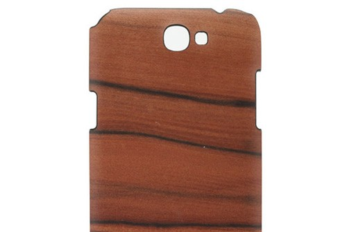 【Galaxy note2】 Real wood case Genuine Sai sai[サイサイ] I1837GNT2