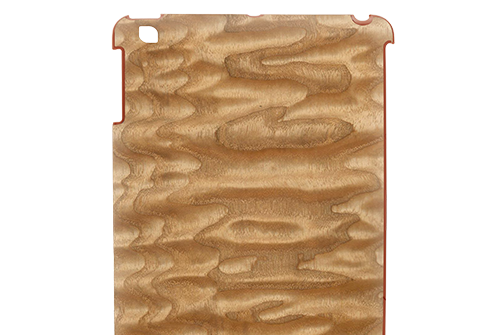 【iPad mini】 Real wood case Genuine Jupiter I1831iPM