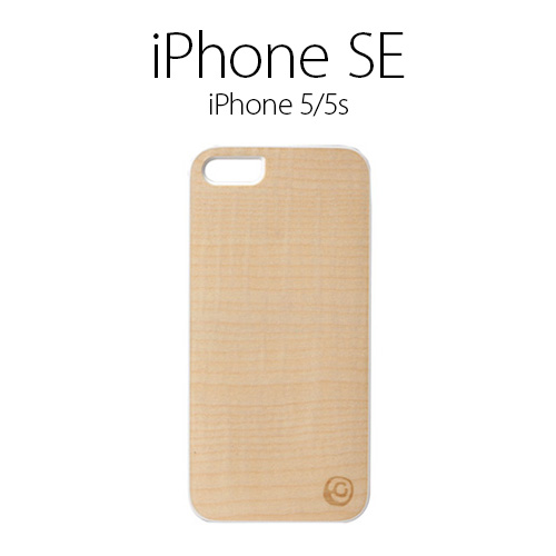 7036e906f9 【iPhone SE/5/5s】 Man&Wood Real wood case Genuine Sand beach(マンアンドウッド  サンドビーチ)アイフォン 天然木