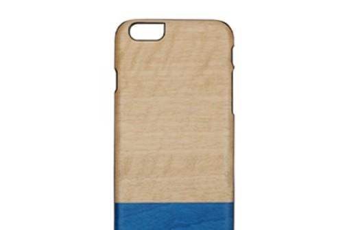 【iPhone6sPlus/6Plus】 天然木 Man&Wood Dove(マンアンドウッド ダブ)アイフォン