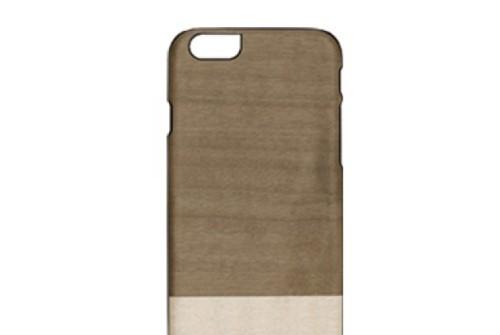 【iPhone6sPlus/6Plus】 天然木 Man&Wood Einstein(マンアンドウッド アインシュタイン)アイフォン