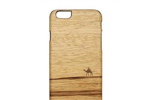 【iPhone6sPlus/6Plus】 天然木 Man&Wood Terra(マンアンドウッド テラ)アイフォン