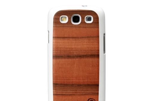 【GALAXY S3 SC-06D/GALAXY S3 α SC-03E】 docomo 天然木 Real wood case Sai-Sai I1318GS3