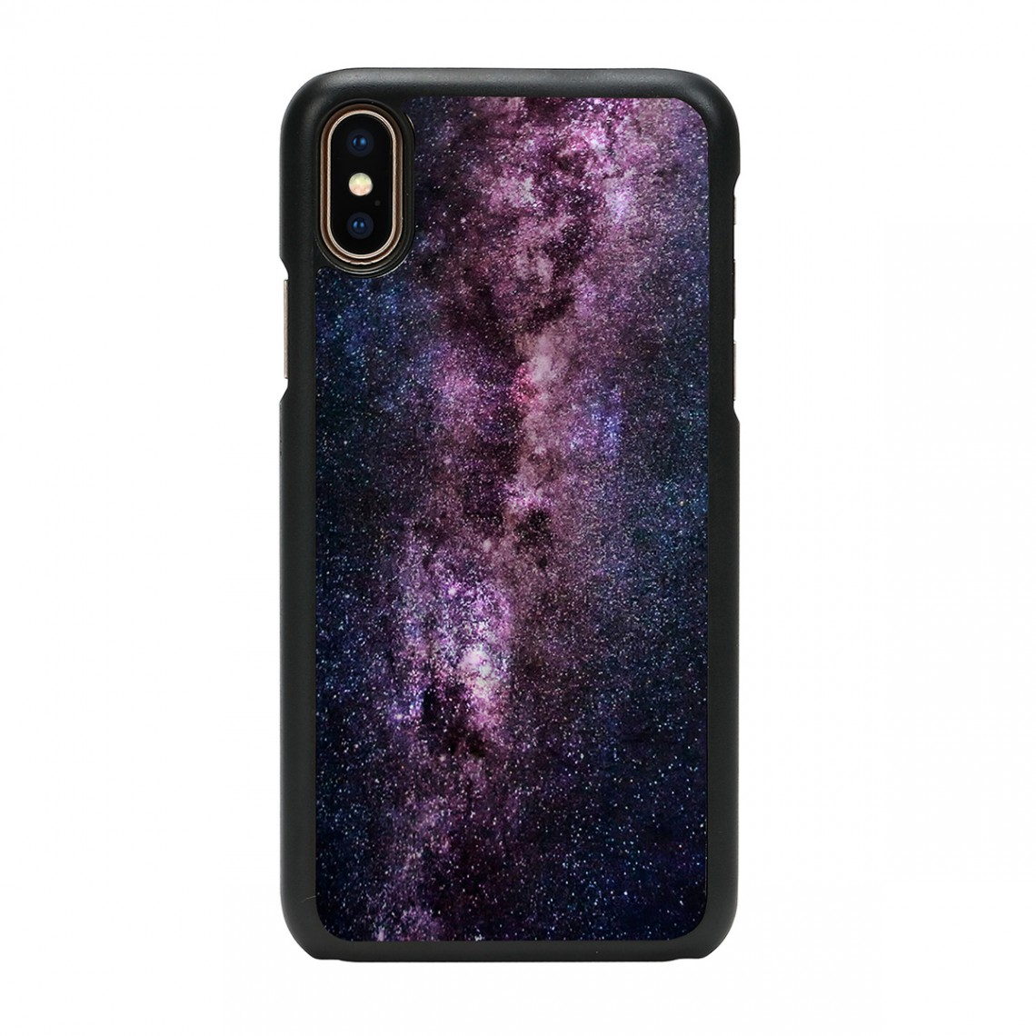 iPhone XS Max 天然貝 ケース ikins Milky way