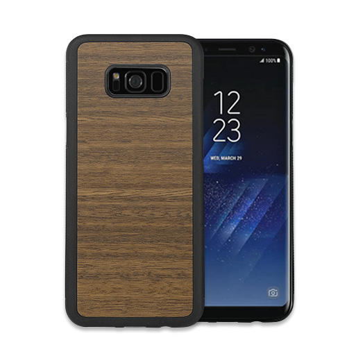 Galaxy S10 S10+ S9 S9+ S8 天然木ケース Man&Wood Koala (マンアンドウッド コアラ) カバー木製