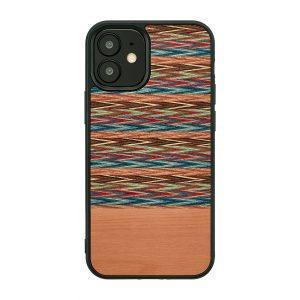 2020 新型 iPhone 12 Pro / 12 iPhone ケース [iPhone iPhone11 ケース] 天然木 ケース Man&Wood Browny Check アイフォン カバー スマホケース