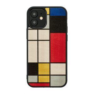 2020 新型 iPhone 12 Pro / 12 iPhone ケース [iPhone iPhone11 ケース] 天然木 ケース Man&Wood Mondrian Wood アイフォン カバー スマホケース