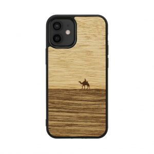 【iPhone 12 mini / 11 Pro ケース】Man&Wood Terra【天然木ケース】