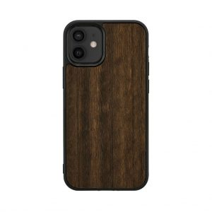 【iPhone 12 mini / 11 Pro ケース】Man&Wood Koala 【天然木ケース】