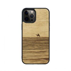 【iPhone 12 Pro Max / 11 Pro Max ケース】Man&Wood Terra【天然木ケース】