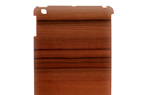 【iPad mini】 Real wood case Genuine Sai sai I1833iPM