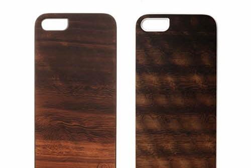 【iPhone SE/5/5s】 Man&Wood Real wood case Genuine Koala(マンアンドウッド コアラ)アイフォン 天然木