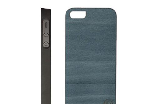 【iPhone SE/5/5s】 Man&Wood Real wood case Vivid Bolivar blue Bar (マンアンドウッド ビビッド ボリバーブルーバー)アイフォン 天然木
