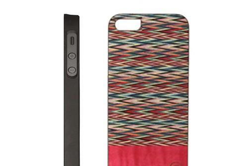 【iPhone SE/5/5s】 Man&Wood Real wood case Harmony Apollon Bar(マンアンドウッド ハーモニーアポロンバー)アイフォン 天然木
