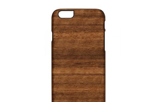 【iPhone6sPlus/6Plus】 天然木 Man&Wood Koala(マンアンドウッド コアラ)アイフォン