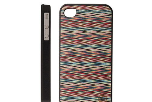 【iPhone 4s/4】 天然木 Man&Wood Real wood case Man&Wood iPhone4S/4 Real wood case Caleido Sylvia I936i4S