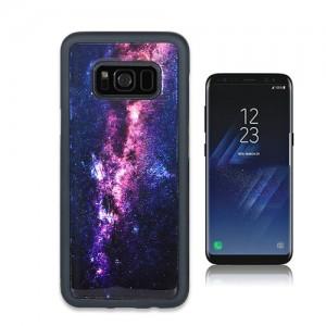 Galaxy S9 / Galaxy S8 天然貝ケース ikins Milky Way