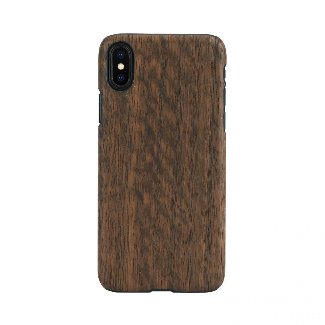 iPhone XS Max ケース 天然木 Man&Wood Koala(マンアンドウッド コアラ)