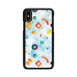 iPhone XS / X ケース 天然貝 ikins Poppin Rock