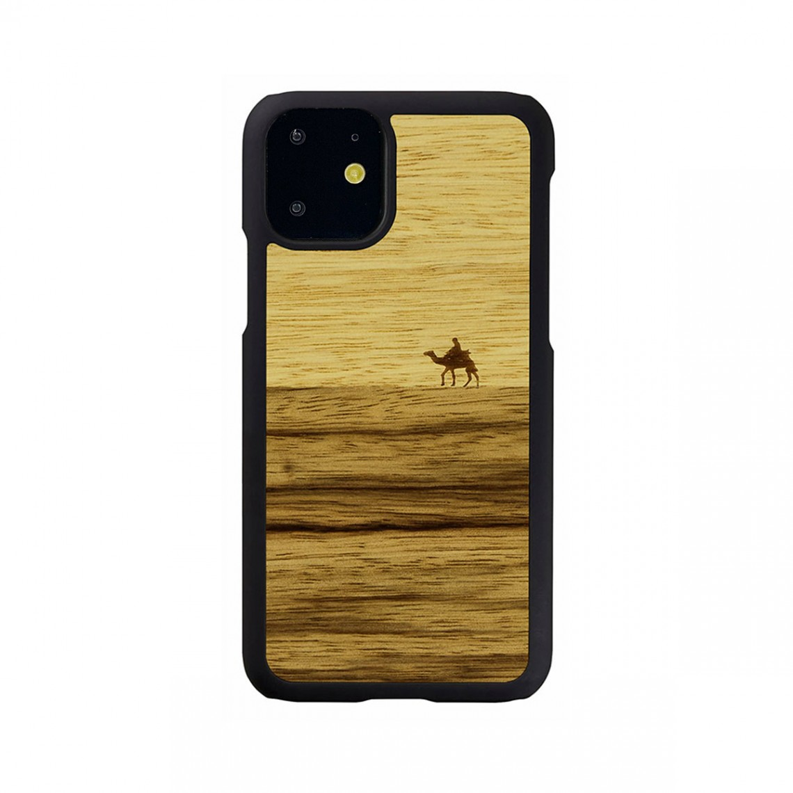 Man&Wood iPhone 11 天然木ケース Terra