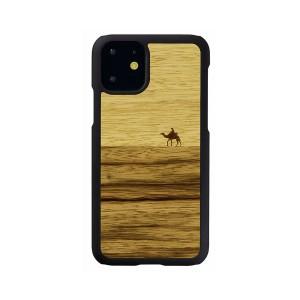 Man&Wood iPhone 11 天然木ケース Terra
