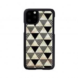 ikins iPhone 11 Pro Max 天然貝ケース Pyramid