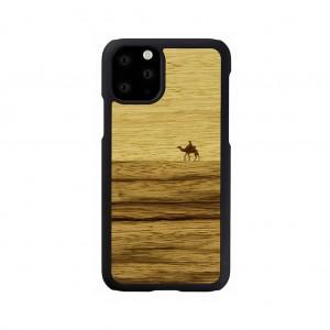Man&Wood iPhone 11 Pro Max 天然木ケース Terra