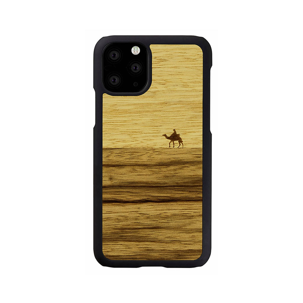 Man&Wood iPhone 11 Pro Max 天然木ケース Terra