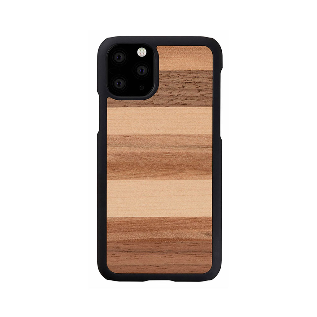 Man&Wood iPhone 11 Pro 天然木ケース Sabbia