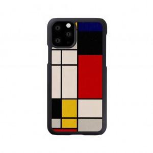 Man&Wood iPhone 11 Pro Max 天然木ケース Mondrian Wood