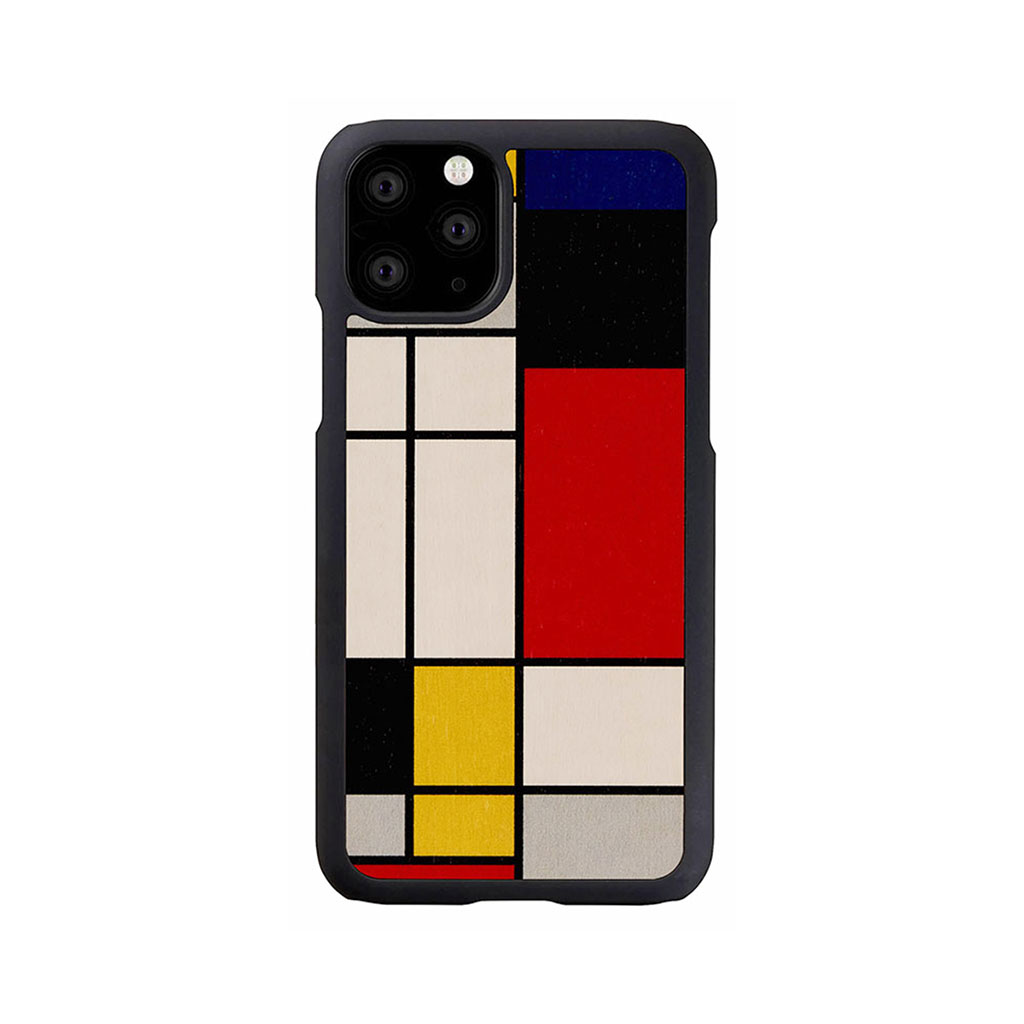 Man&Wood iPhone 11 Pro Max 天然木ケース Mondrian Wood