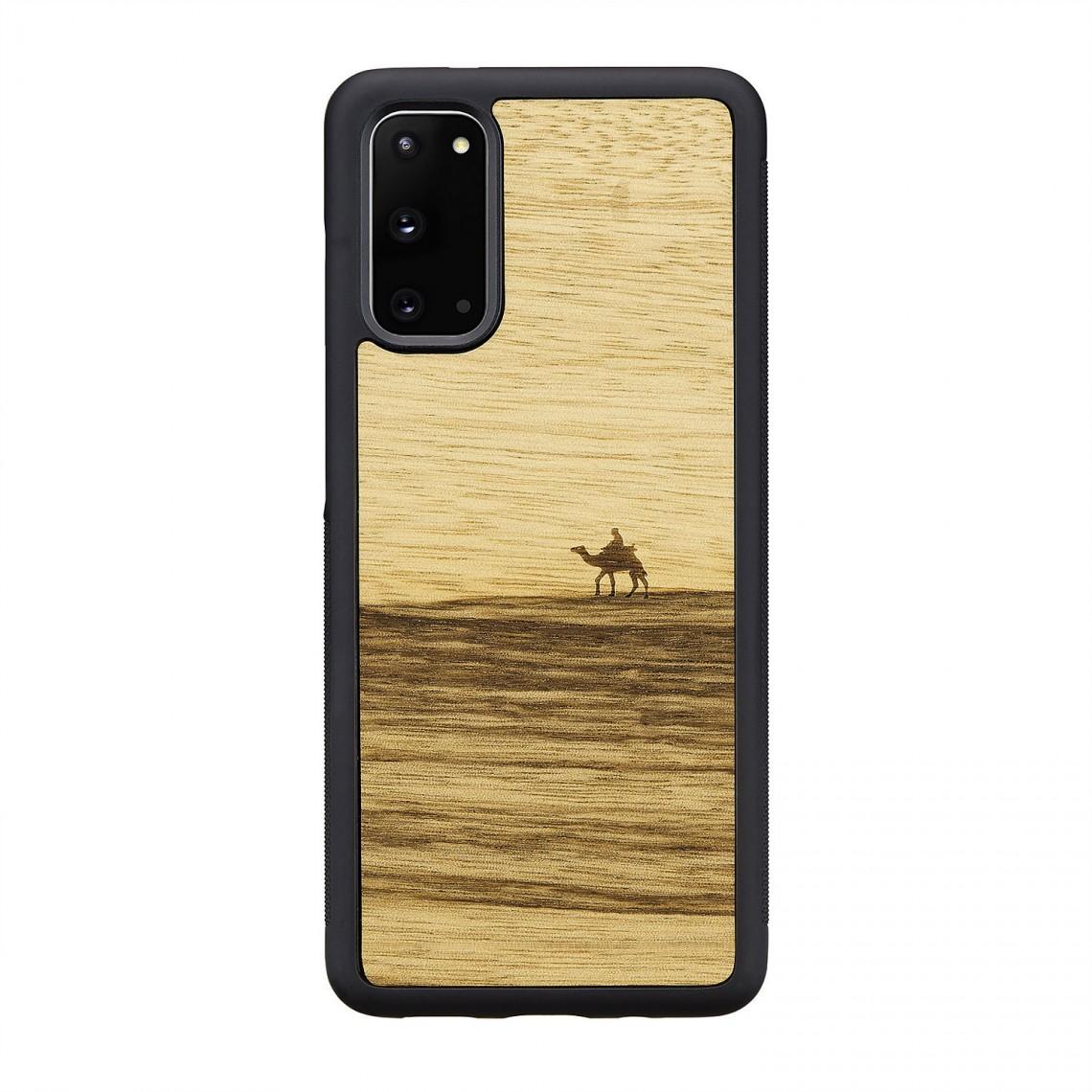 Man&Wood Galaxy S20/S20+/S10/S10+/S9/S9+/S8/S8+ 天然木ケース Terra